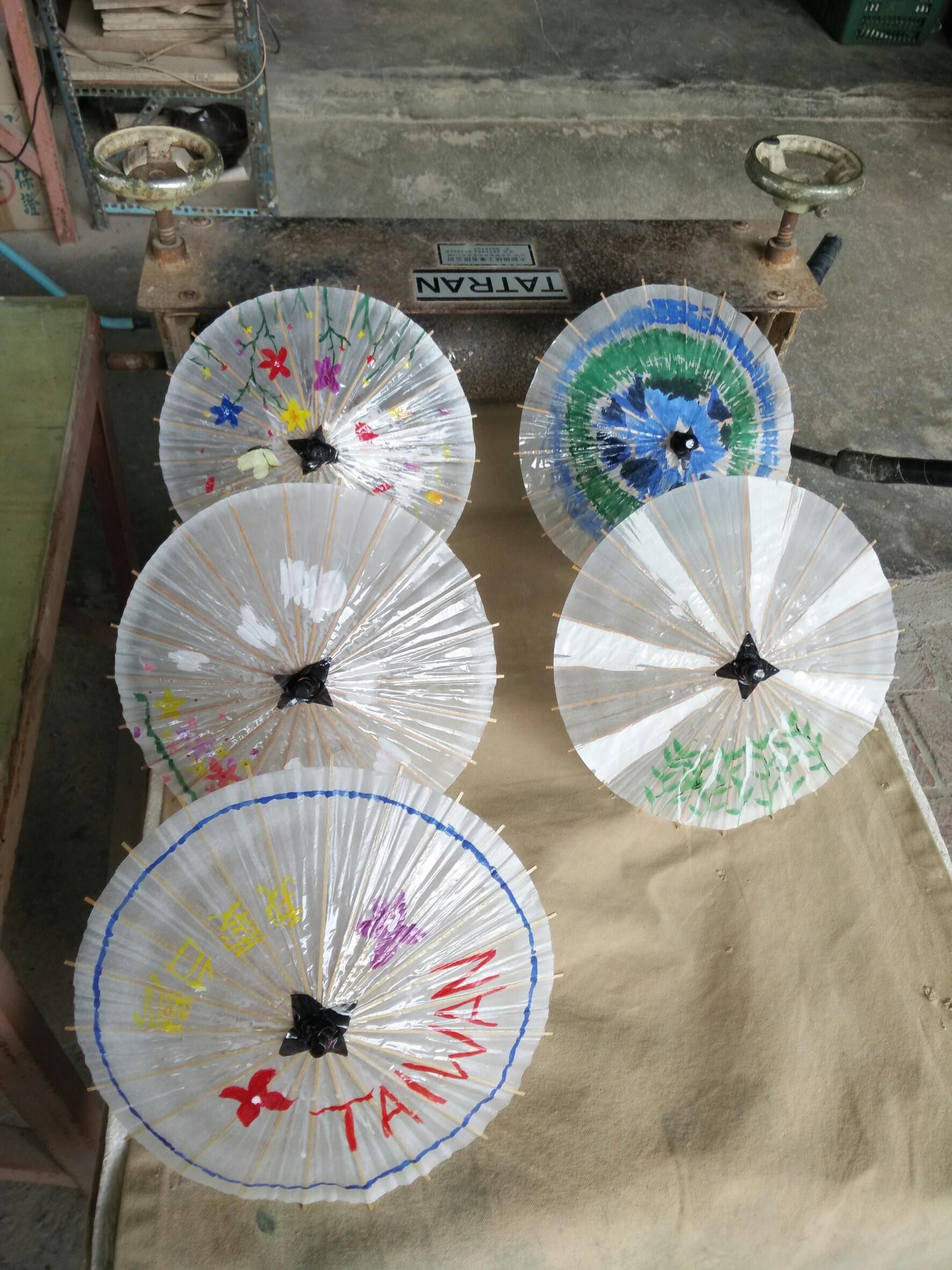 2018-07-24 美濃紙傘Meinong's Paper Umbrella