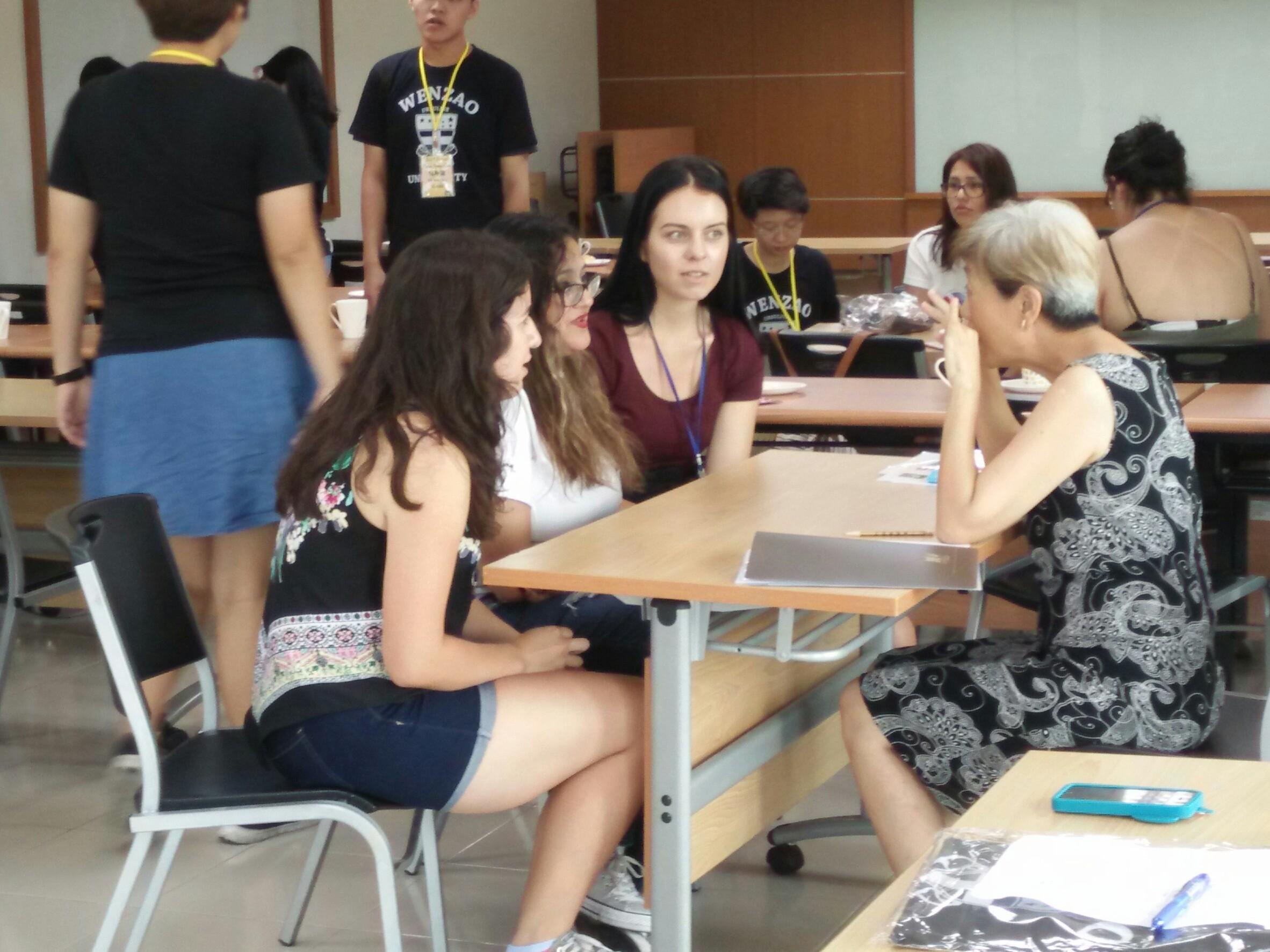 2018-07-16  華語口試 Oral exam